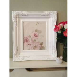 traditional ivory picture frame 10x12