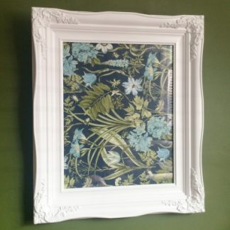 traditional white picture frame 16x20