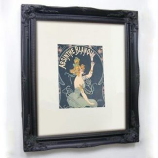 classic black picture frame 20x24