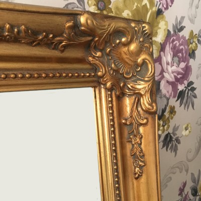 classic gold picture frame 20x30
