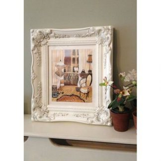 classic ivory picture frame 10x12