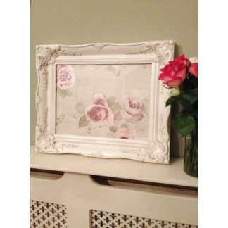 classic ivory picture frame 12x16