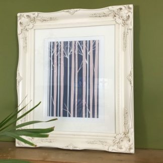 classic ivory picture frame 16x20