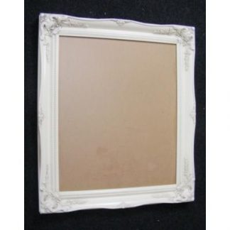 classic ivory picture frame 20x24