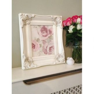 classic ivory picture frame 8x10
