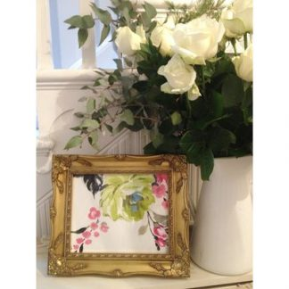 gold ornate picture frame 8x10