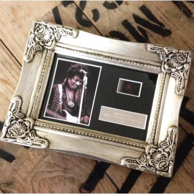 detailed silver picture frame 4x6
