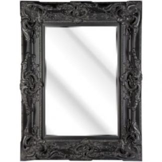 monaco ornate black picture frame 24x36