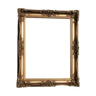 monaco ornate gold picture frame 36x48