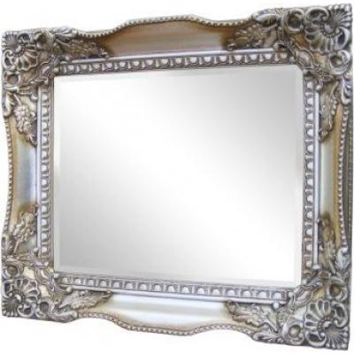 tuscany champagne silver mirror 16x20