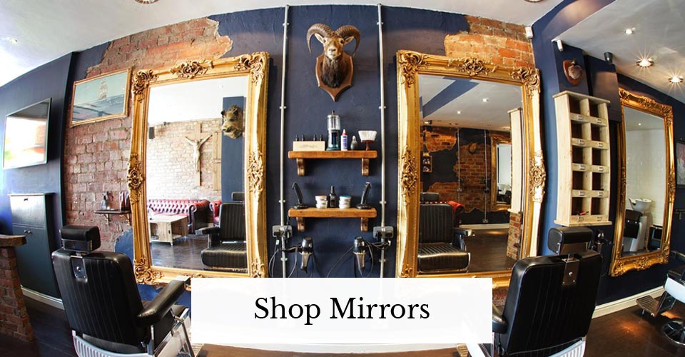 shop ornate mirrors
