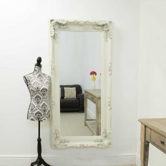 bordeaux ivory mirror