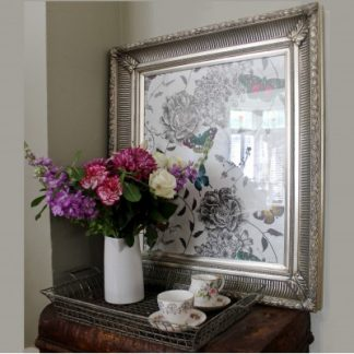 regency silver picture frame 20x24