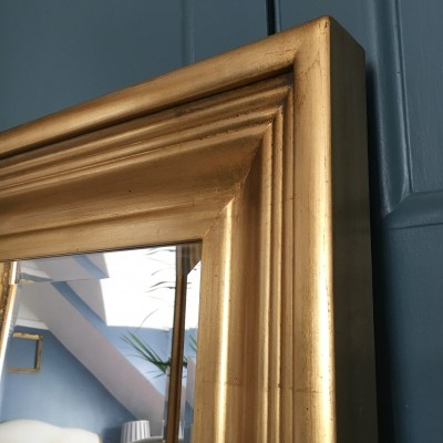 rhodes gold mirror 20x30