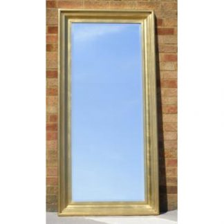 rhodes gold mirror 24x60