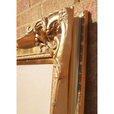 monte carlo gold picture frame 16x20