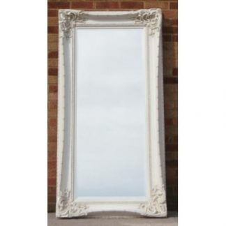 monte carlo ivory mirror 24x60