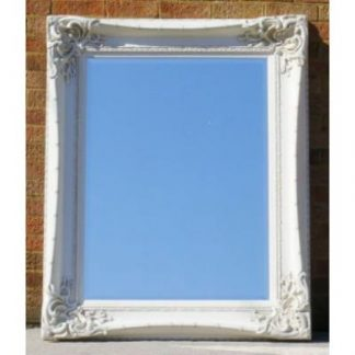 monte carlo ivory mirror 30x40