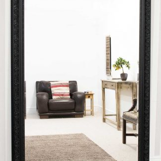 channing black 7ft mirror