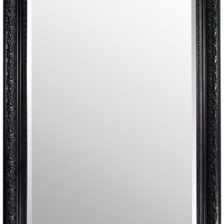 channing black 6ft mirror