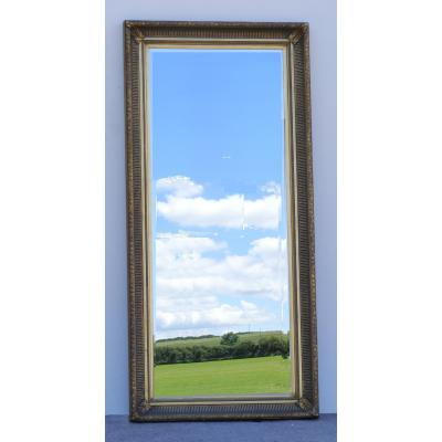 regency gold mirror 24x60