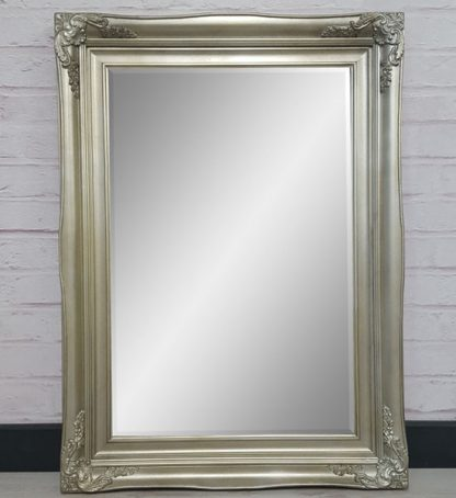 traditional champagne mirror 20x30