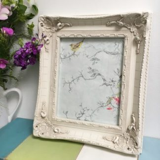 aston ivory picture frame 8x10