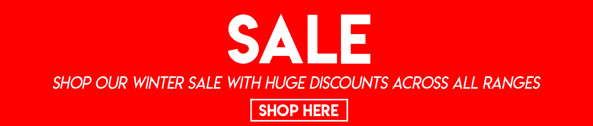 Ayers and Graces winter sale